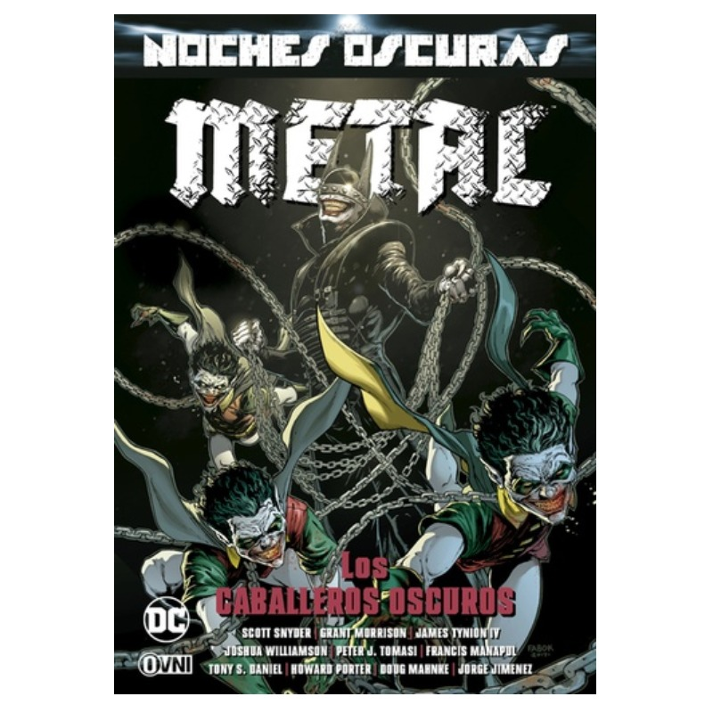 Noches Oscuras: Metal Vol. 3