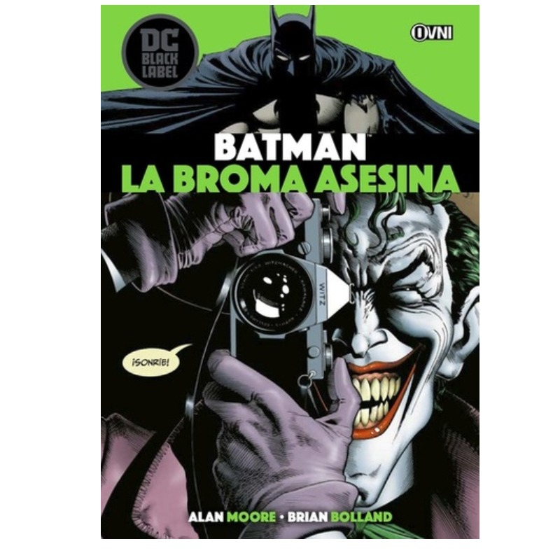 Dc Black Label - Batman: La Broma Asesina