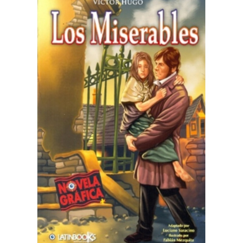 Los Miserables (novela Grafica)