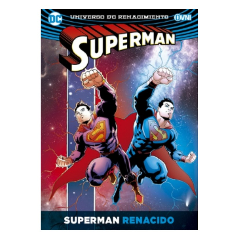 Superman Vol 3: Renacido