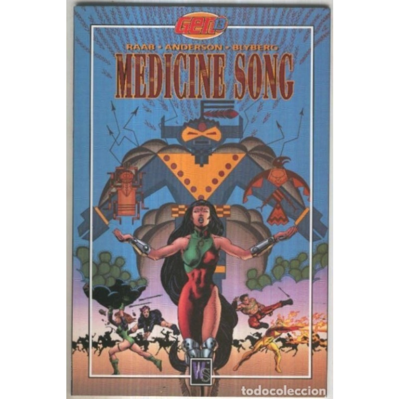 Gen13 Medicine Song (ingles)