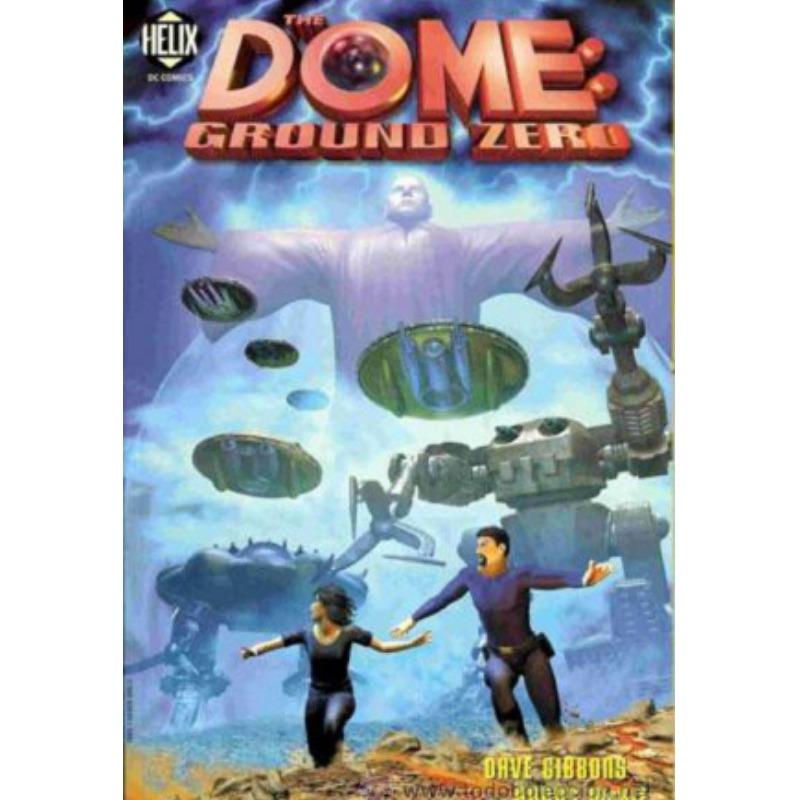 The Dome: Ground Zero (ingles)