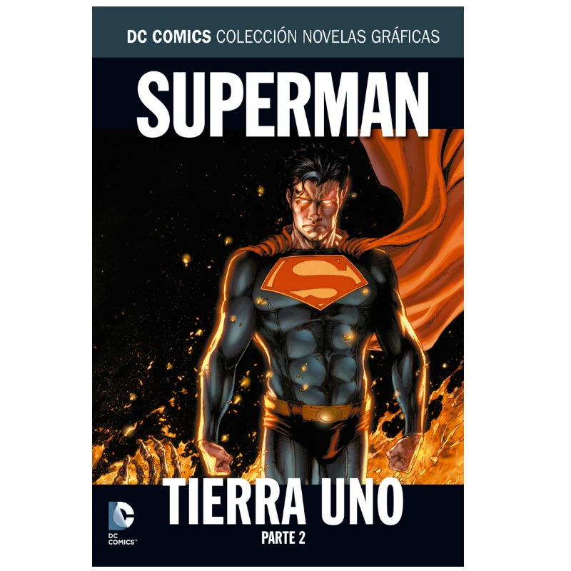 Superman Tierra Uno Parte 2 (salvat)
