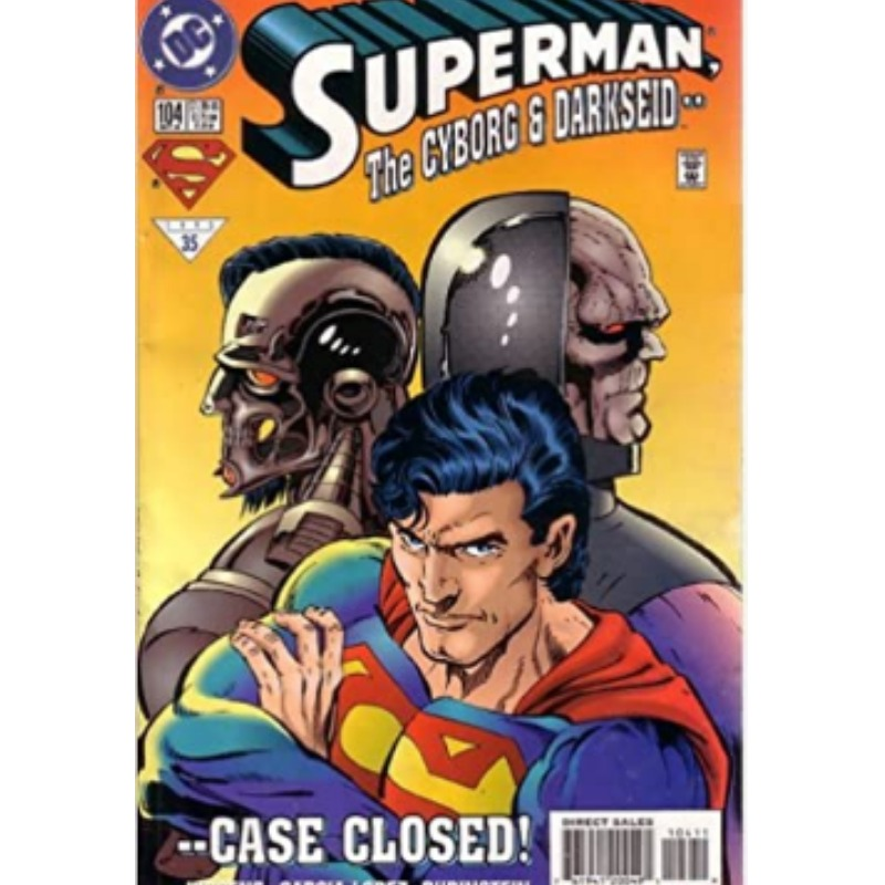 Superman #104 (ingles)