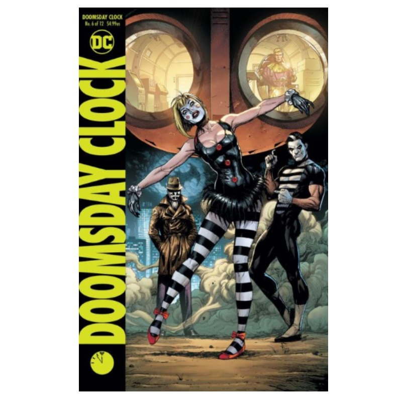 Doomsday Clock #06 (ingles)