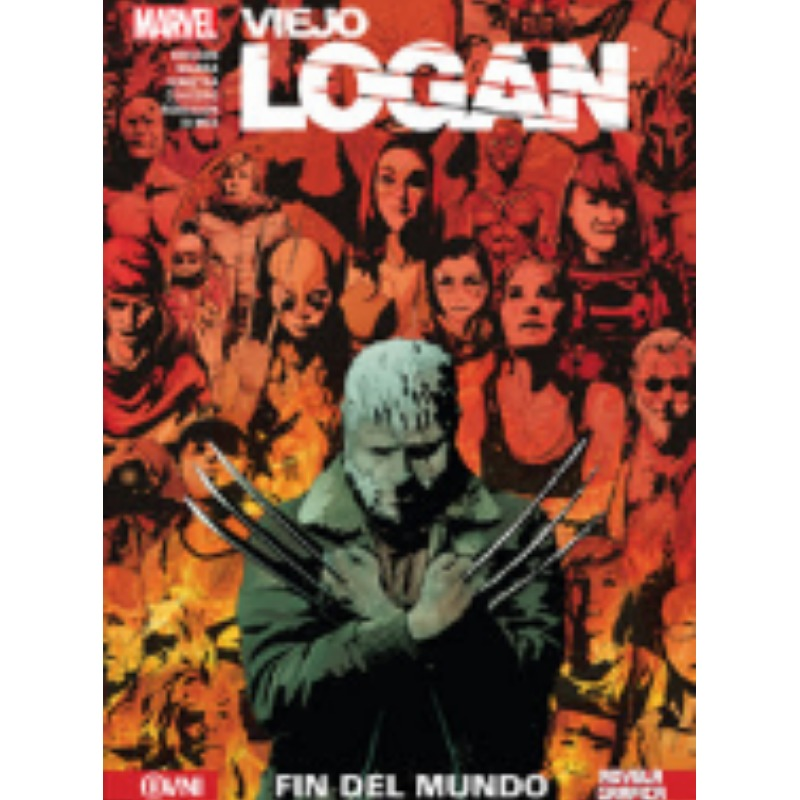 Viejo Logan Vol. 9