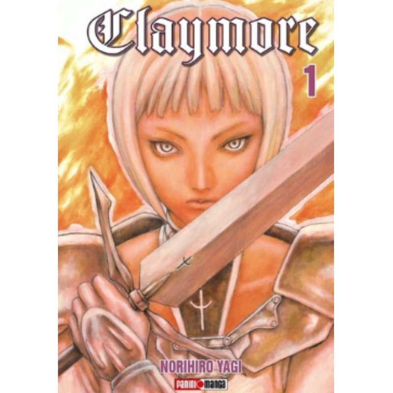 Claymore 01