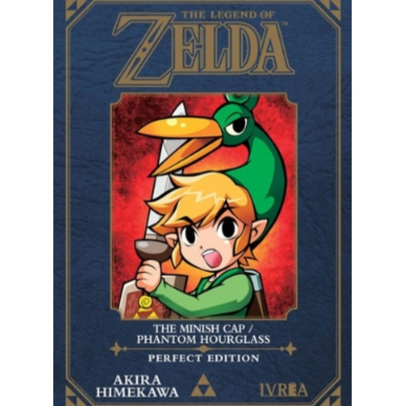 The Legend Of Zelda 04: The Minish Cap / Phantom Hourglass