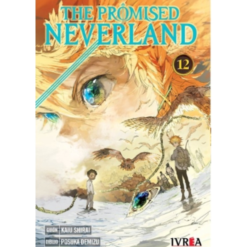 Pre-venta: The Promised Neverland 12