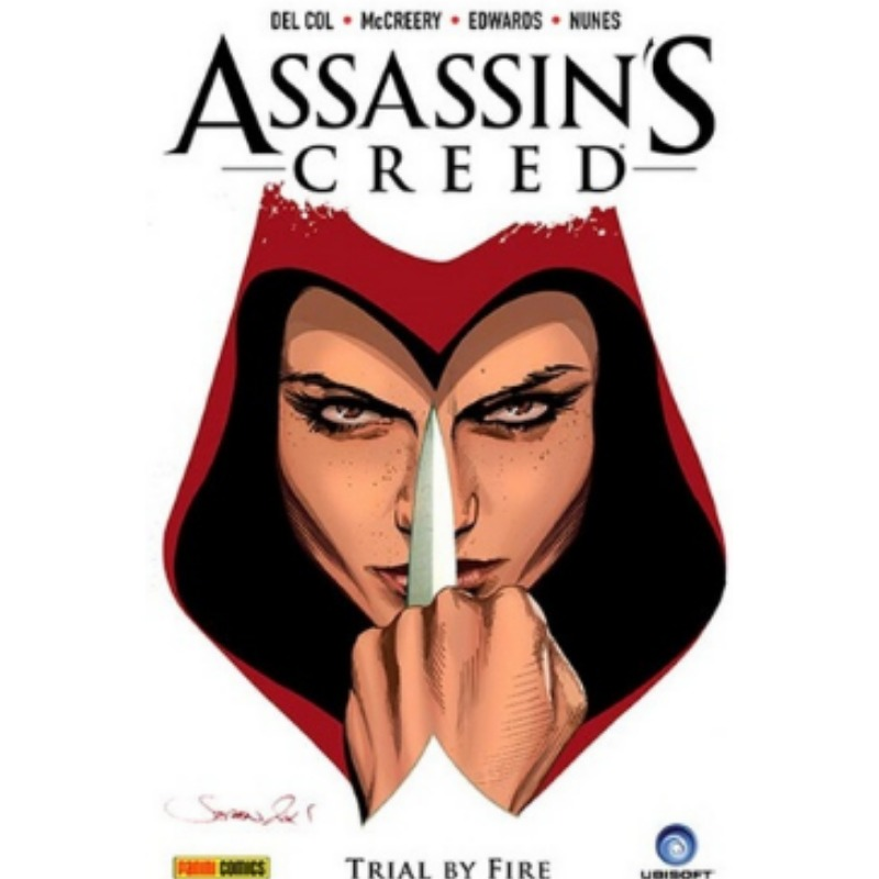 Assassins Creed 01: Trial By Fire