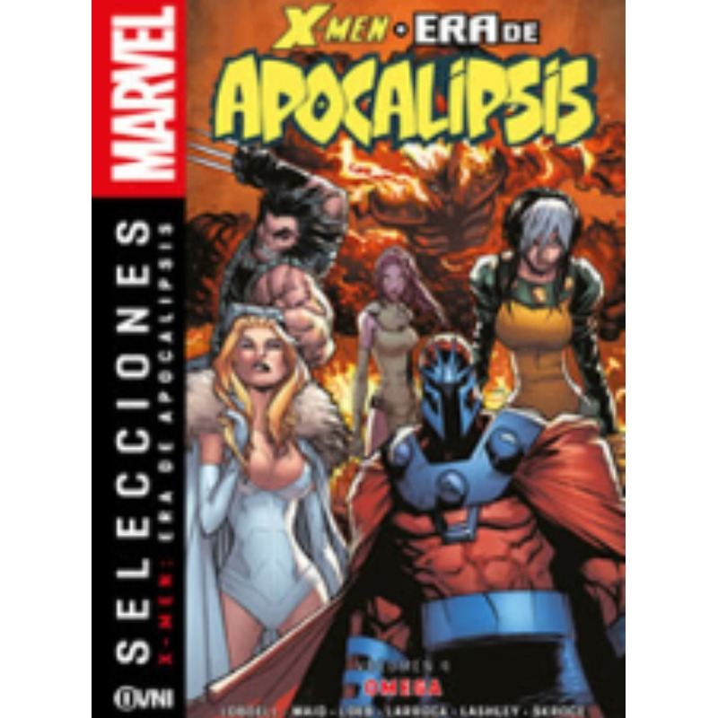 Era De Apocalipsis Vol. 4: Omega
