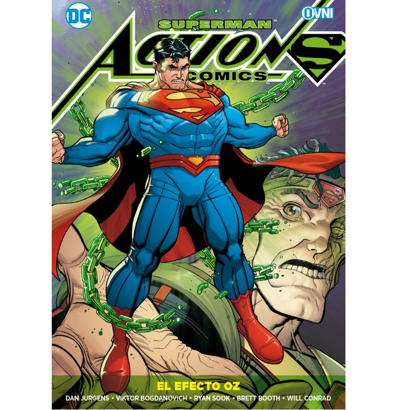 Action Comics Vol. 5: El Efecto Oz