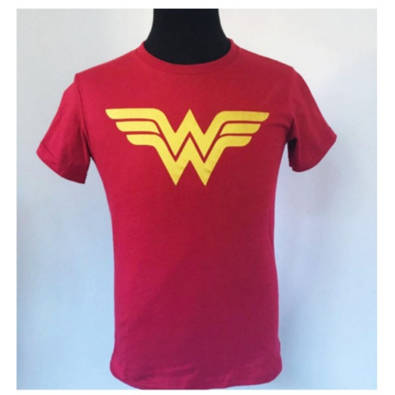 Remera Wonder Woman