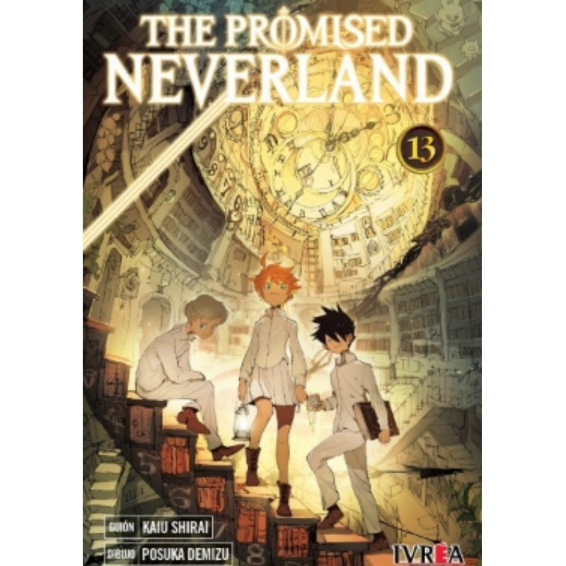 The Promised Neverland 13