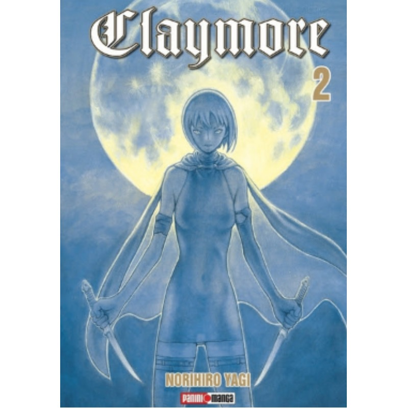 Claymore 02