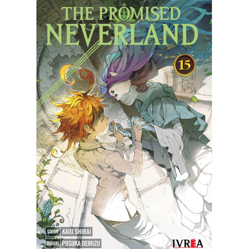 Pre-venta: The Promised Neverland #15