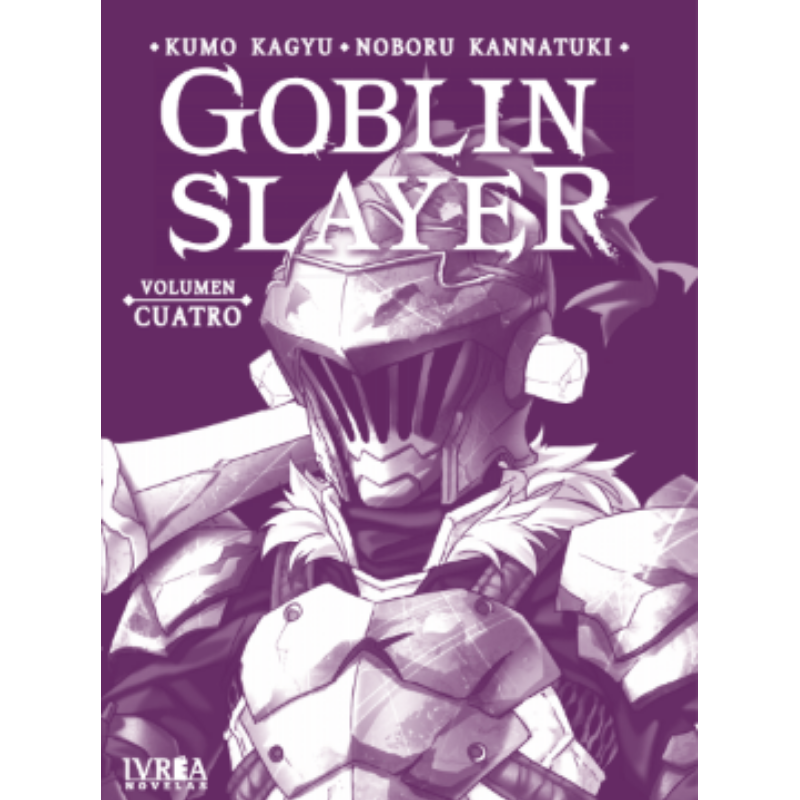 Goblin Slayer (novela) Vol. 4